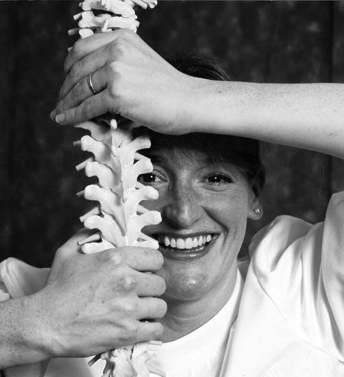 Claire Craven Osteopath Sutton