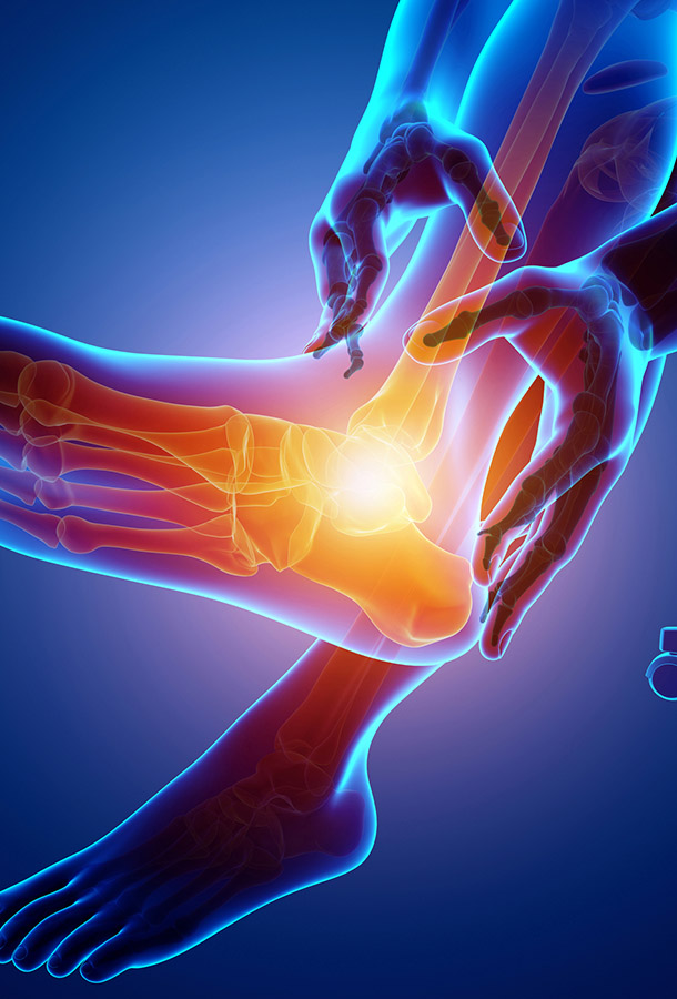 Treatment for Foot and Ankle Pain Sutton