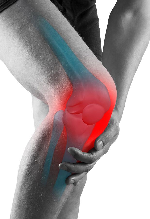 Treatment for Knee pain Sutton
