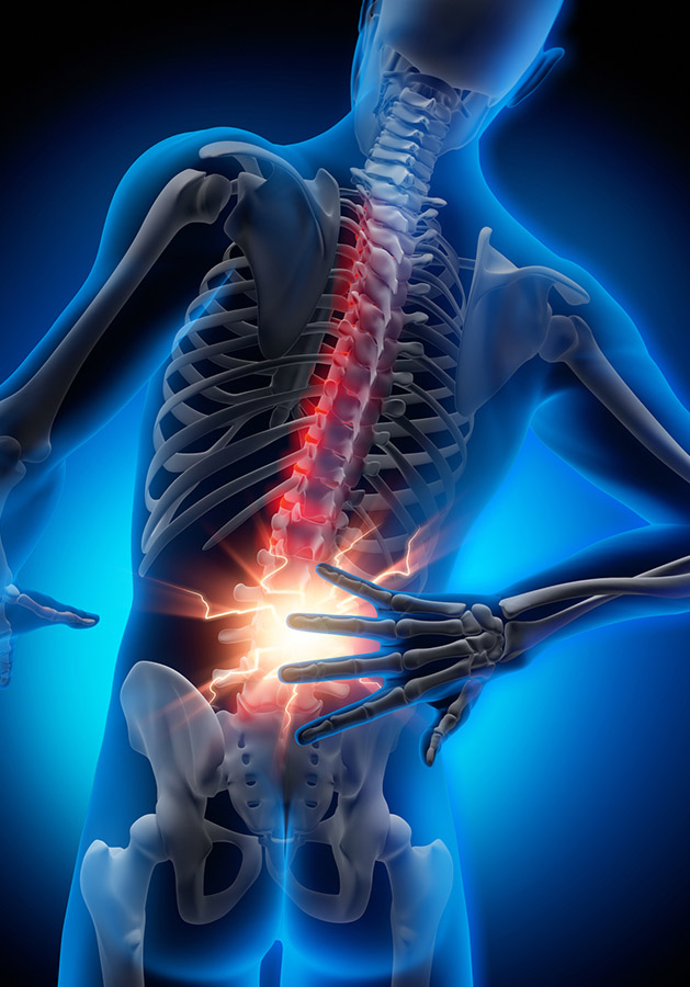 Sutton Osteopath Lower Back Pain